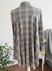 Długa asymetryczna koszula