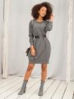 Bluzowa sukienka bez kaptura (2)