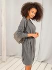 Bluzowa sukienka bez kaptura (3)