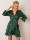 Sukienka Lola Butelkowa Zieleń (2)