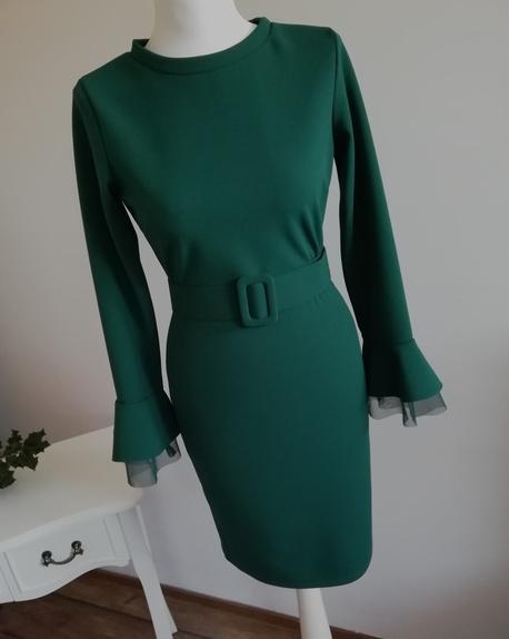 Sukienka 'Szmaragd' (1)